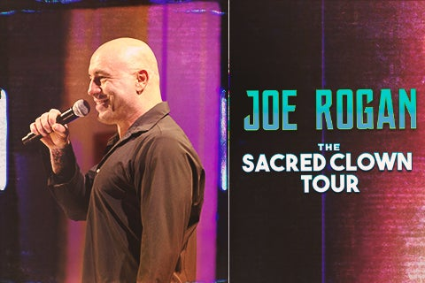 More Info for NEW DATE: Joe Rogan