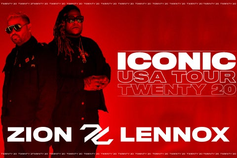 More Info for CANCELED - Zion & Lennox