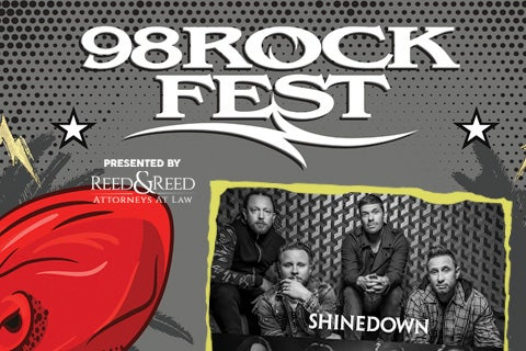More Info for NEW DATE: 98ROCKFEST