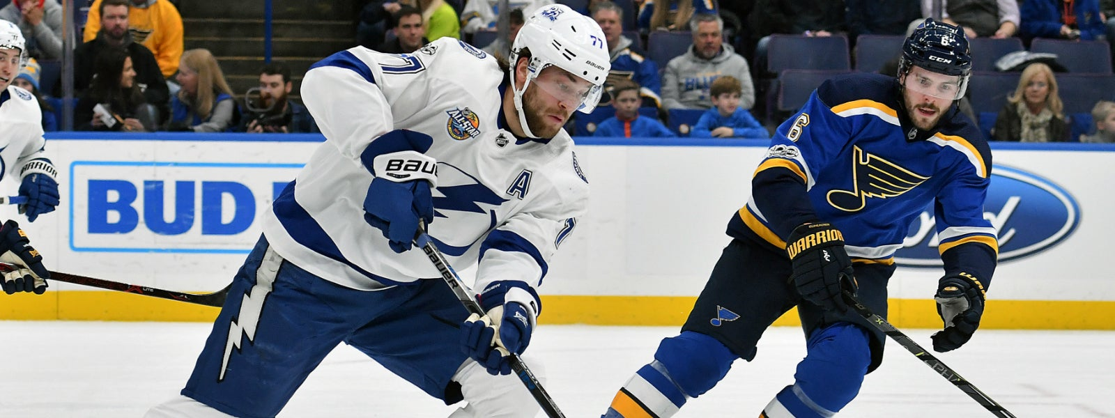 Tampa Bay Lightning vs. St. Louis Blues