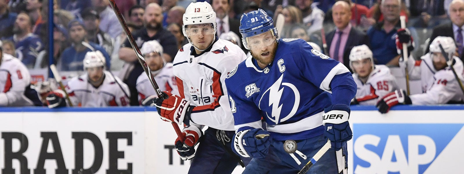 More Info for Tampa Bay Lightning vs. Washington Capitals