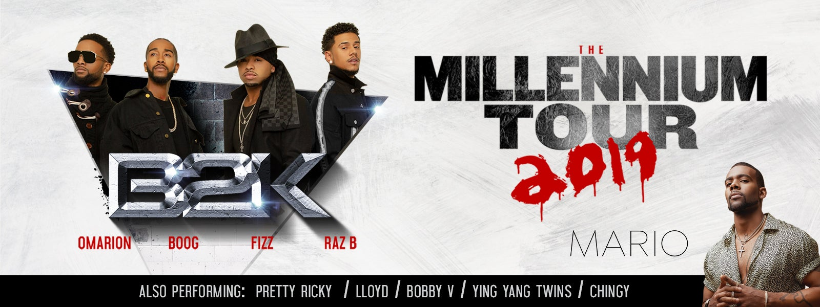 More Info for The Millennium Tour