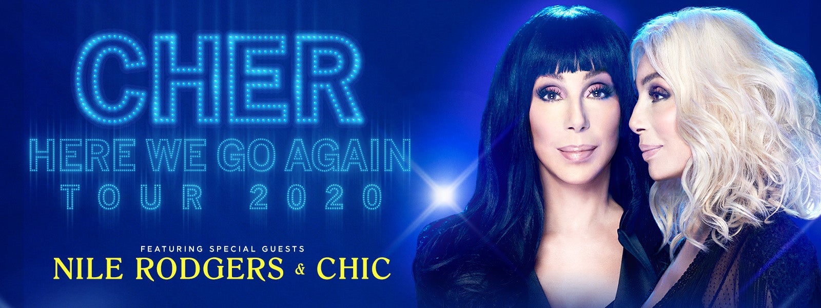 CANCELED: Cher