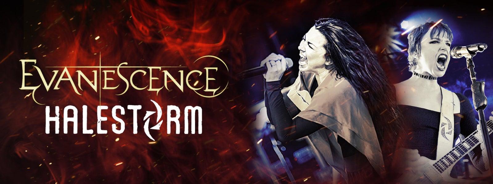 98ROCK's Not So Silent Night: Evanescence + Halestorm