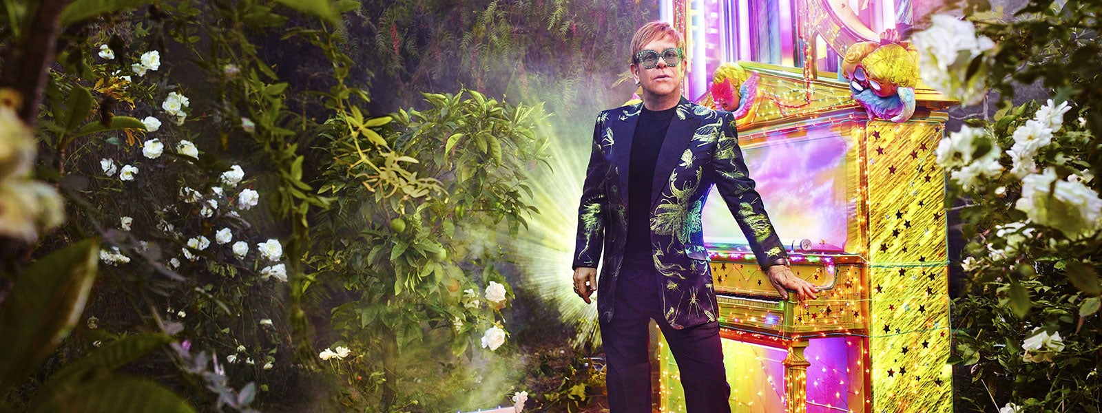 POSTPONED - Elton John