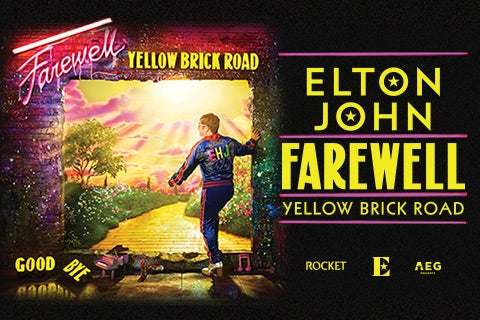 More Info for RESCHEDULED: Elton John