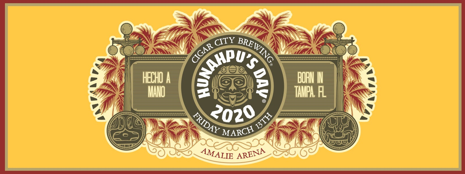 Cigar City Brewing Hunahpu's Day 2020
