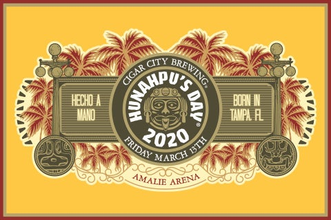 More Info for Cigar City Brewing Hunahpu's Day 2020