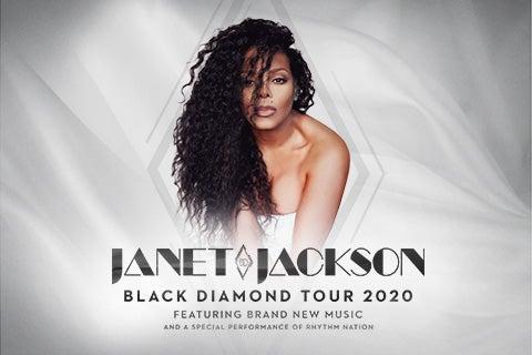 More Info for POSTPONED - Janet Jackson