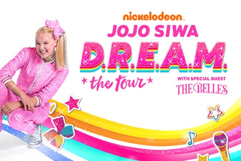 More Info for NEW DATE: JoJo Siwa