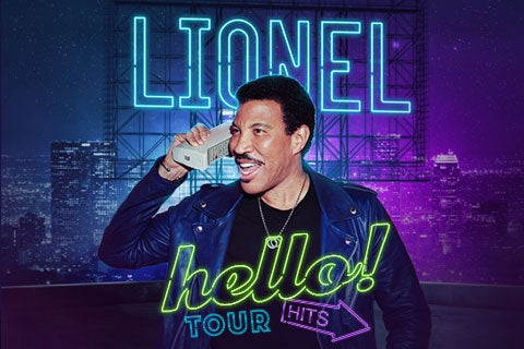 More Info for Lionel Richie