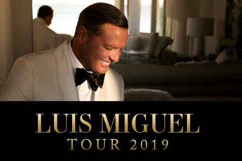 More Info for Luis Miguel