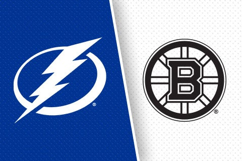 More Info for Tampa Bay Lightning vs. Boston Bruins
