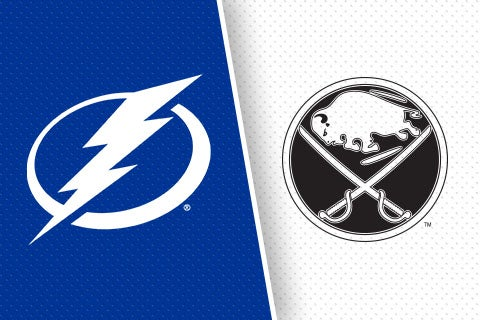 More Info for Tampa Bay Lightning vs. Buffalo Sabres