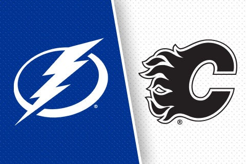 More Info for Tampa Bay Lightning vs. Calgary Flames