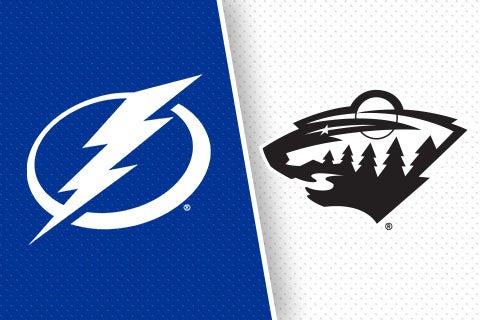 More Info for Tampa Bay Lightning vs. Minnesota Wild