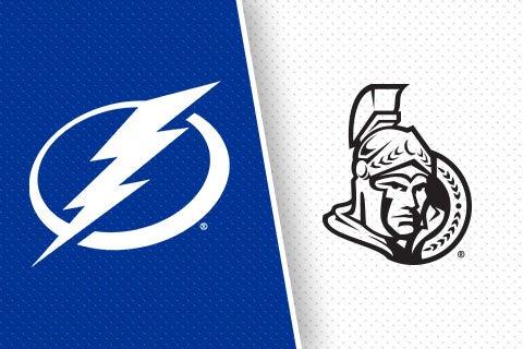 More Info for Tampa Bay Lightning vs. Ottawa Senators