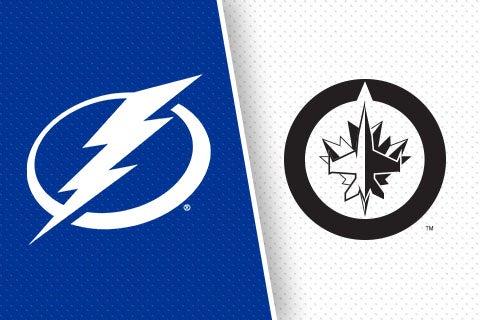 More Info for Tampa Bay Lightning vs. Winnipeg Jets