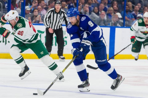 More Info for Tampa Bay Lightning vs. Minnesota Wild