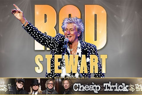More Info for NEW DATE: Rod Stewart