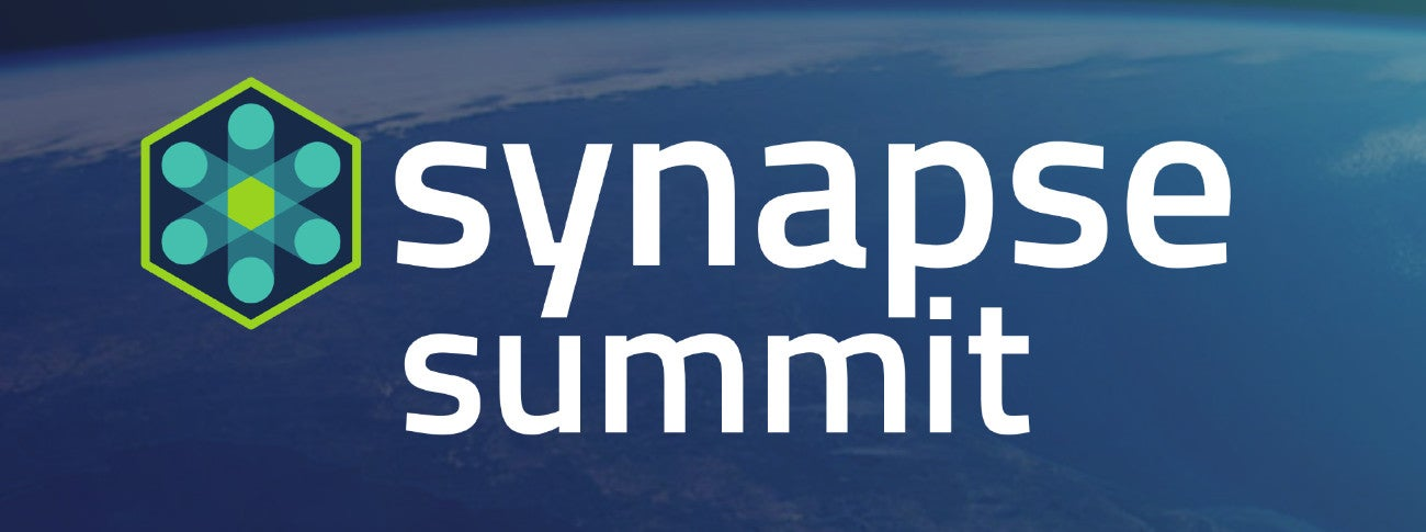 More Info for Synapse Summit 2019