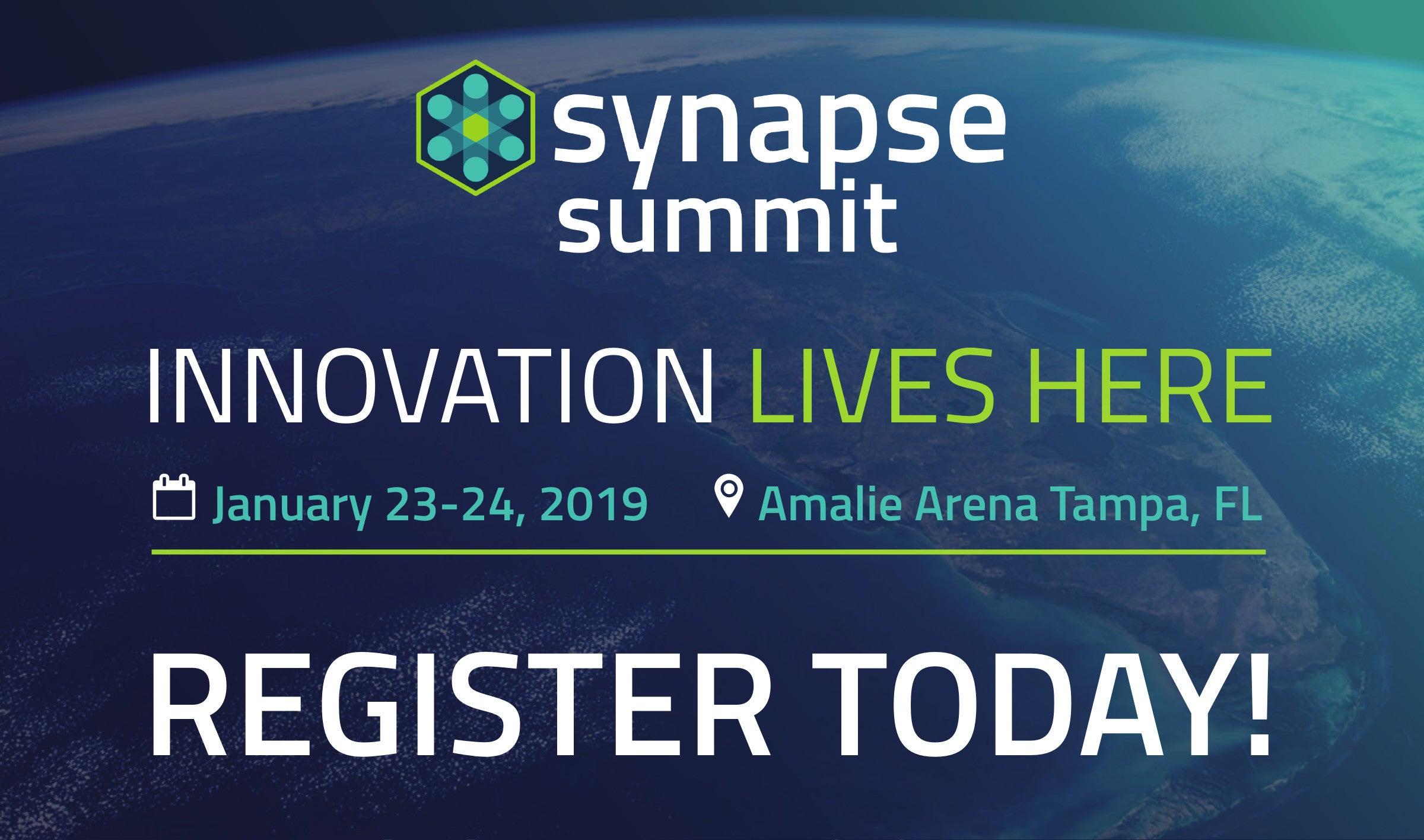 Synapse Summit 2019
