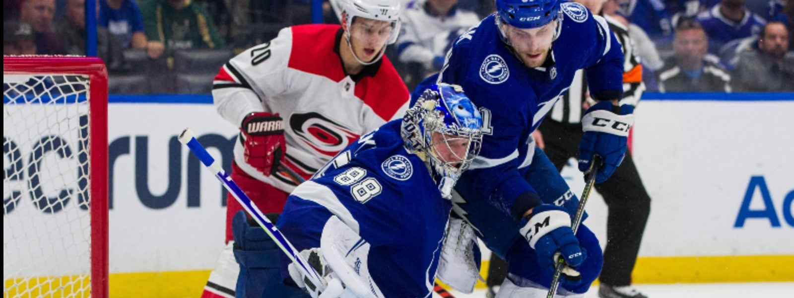 More Info for Tampa Bay Lightning vs. Carolina Hurricanes (Preseason)