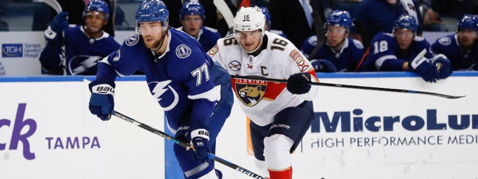 Tampa Bay Lightning vs. Florida Panthers (Preseason)