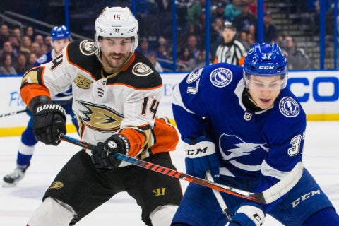 More Info for Tampa Bay Lightning vs. Anaheim Ducks