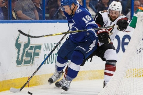 More Info for Tampa Bay Lightning vs. Arizona Coyotes
