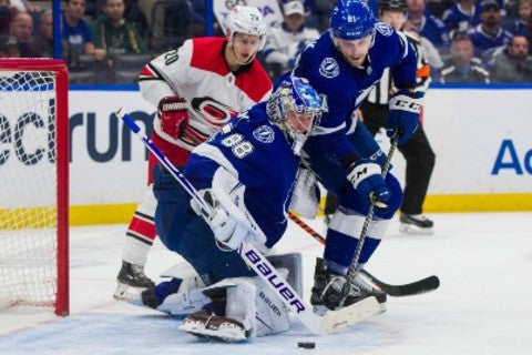 More Info for Tampa Bay Lightning vs. Carolina Hurricanes