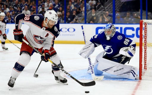 More Info for Tampa Bay Lightning vs. Columbus Blue Jackets