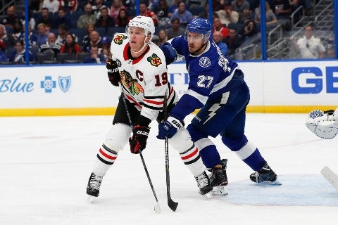 More Info for Tampa Bay Lightning vs. Chicago Blackhawks