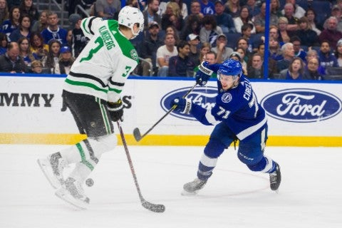 More Info for Tampa Bay Lightning vs. Dallas Stars