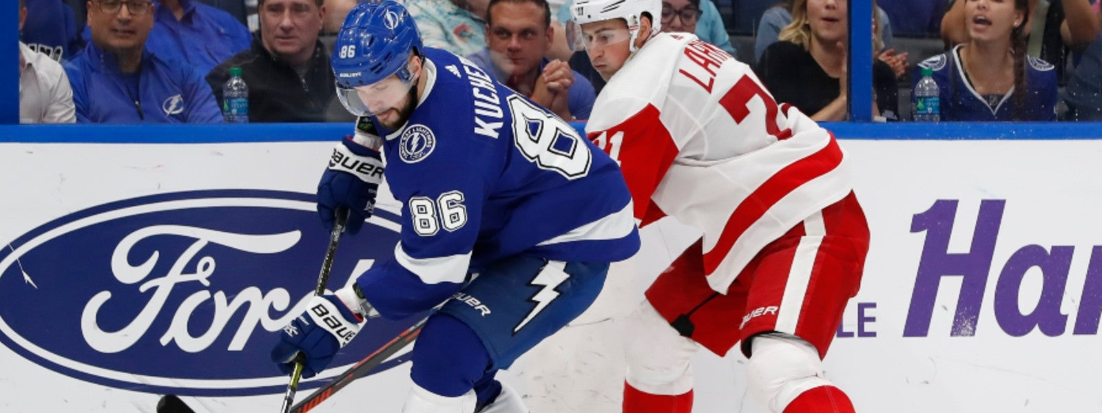 Tampa Bay Lightning vs. Detroit Red Wings