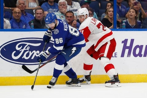 More Info for Tampa Bay Lightning vs. Detroit Red Wings
