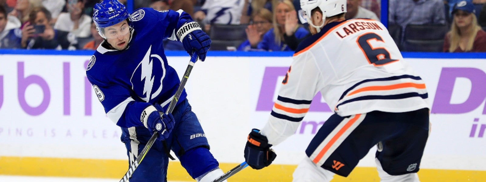 Tampa Bay Lightning vs. Edmonton Oilers