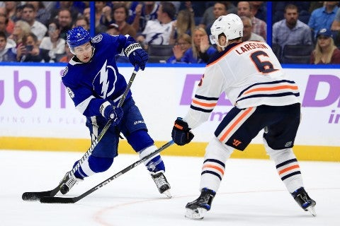 More Info for Tampa Bay Lightning vs. Edmonton Oilers