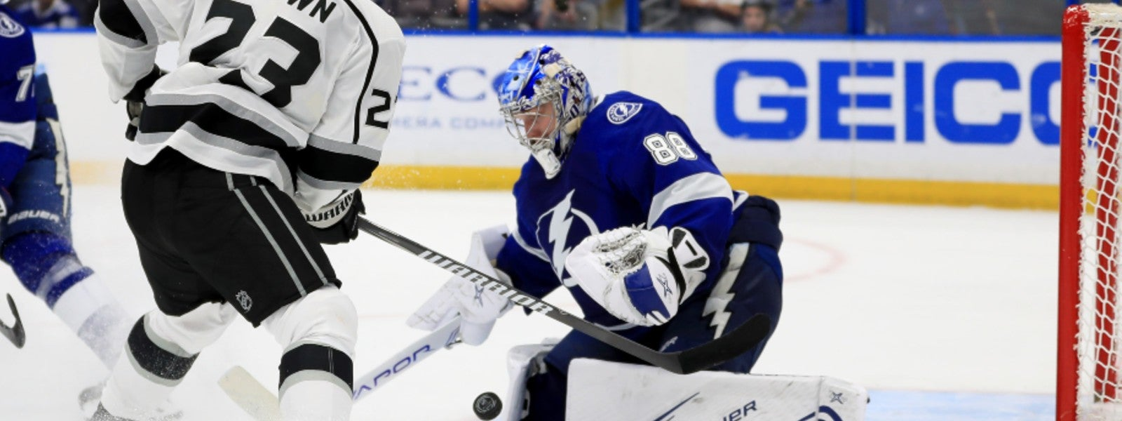 Tampa Bay Lightning vs. Los Angeles Kings