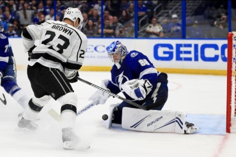 More Info for Tampa Bay Lightning vs. Los Angeles Kings