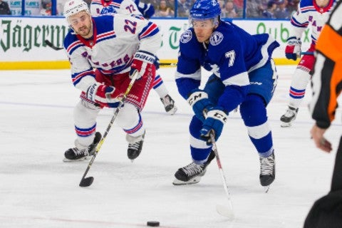 More Info for Tampa Bay Lightning vs. New York Rangers
