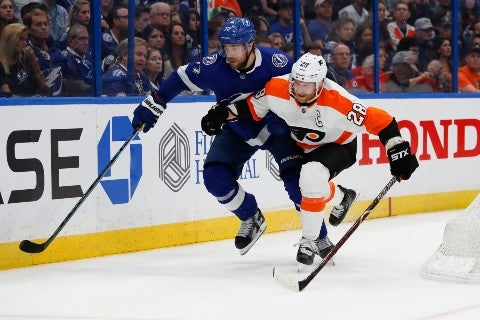 More Info for Tampa Bay Lightning vs. Philadelphia Flyers