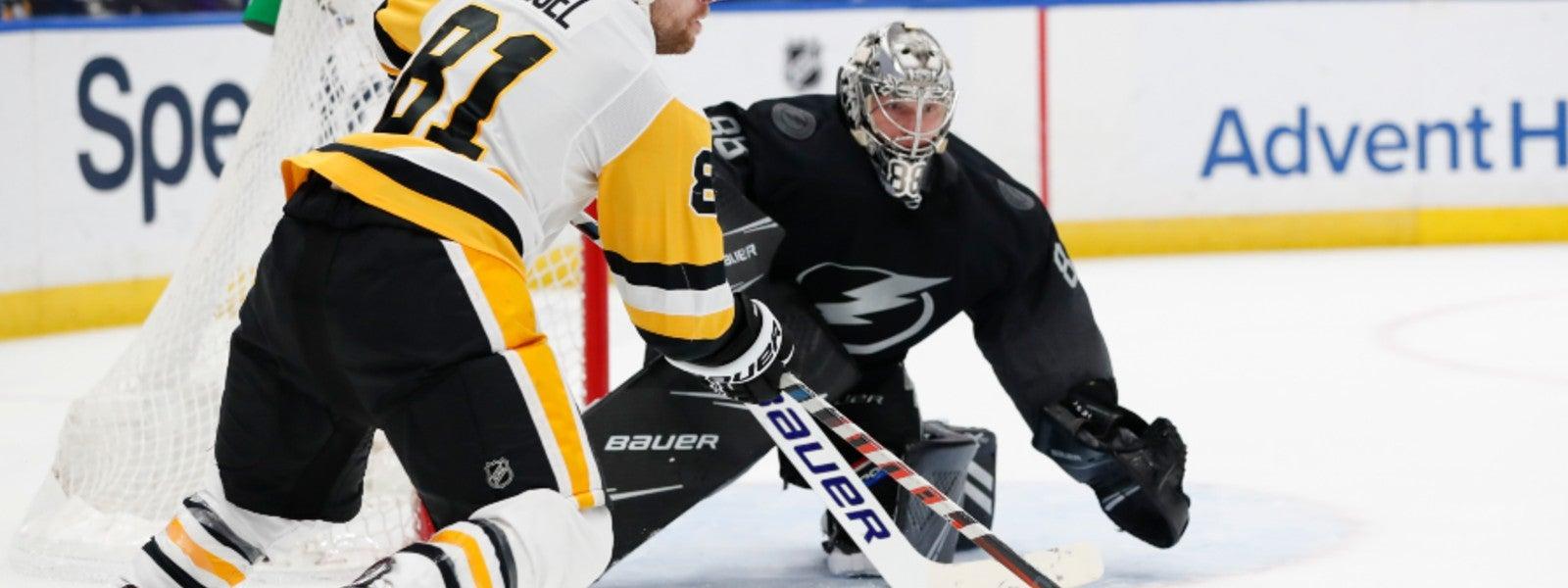 More Info for Tampa Bay Lightning vs. Pittsburgh Penguins