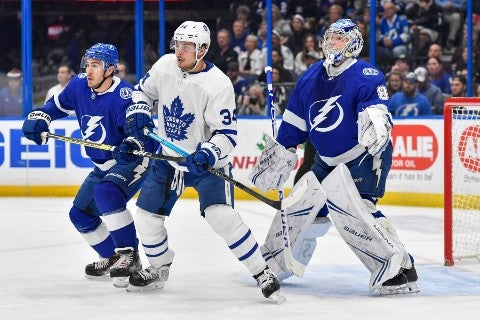 More Info for Tampa Bay Lightning vs. Toronto Maple Leafs