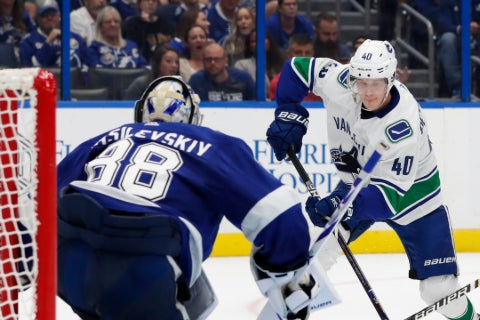 More Info for Tampa Bay Lightning vs. Vancouver Canucks